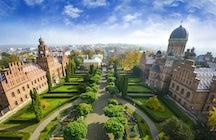 Universidad Nacional de Chernivtsi - Universidad Ucraniana de Harvard