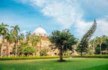 Erkunden Sie das Chhatrapati-Shivaji-Maharaj-Museum in Mumbai