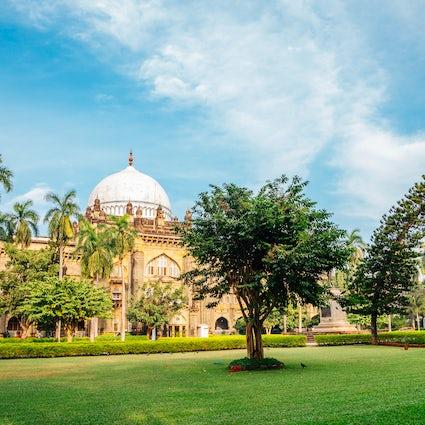 Explora el Museo Chhatrapati Shivaji Maharaj en Mumbai
