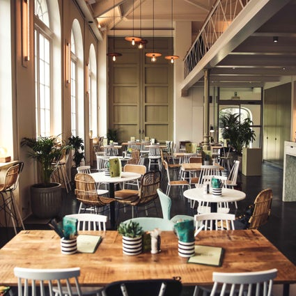 Sunday brunch in Brussels - La Fabrique en Ville