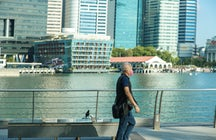 Singapurs Achterbahn-Kampf gegen COVID-19