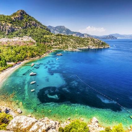 Itinerario de cuatro días en la tranquila región del Egeo, Turquía