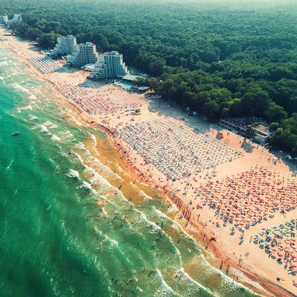 Fall in love with Albena in Bulgaria