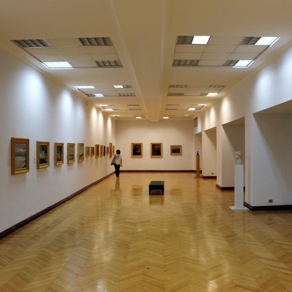 "Internationale tentoonstelling over beeldende kunst ""Onufri"" - in Tirana"