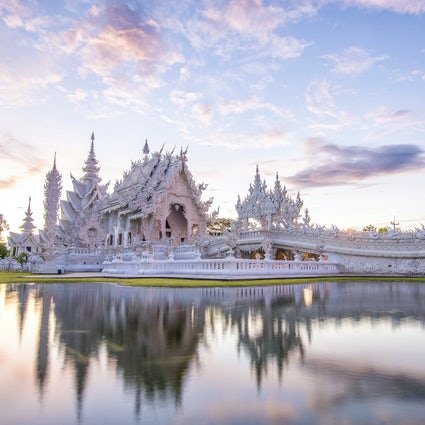 Buddhism, modernity and creativity in the White Temple of Chiang Rai