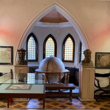 Rastree el mundo en el Museo de Mapas Antiguos de Bucarest