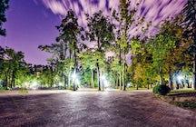 El parque más antiguo de Moldavia