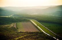 Parenzana - uma ferrovia vitivinícola que liga três países