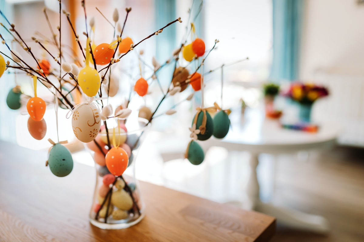 Easter festivities in Chisinau