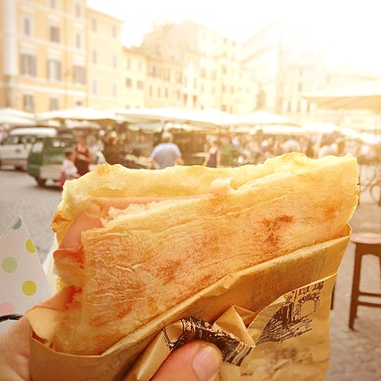 The story behind Rome's best street food