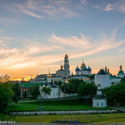 Die Hauptstadt des orthodoxen Christentums in Russland