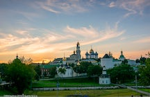 The capital of the Orthodox Christianity in Russia