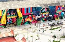 Melhores pontos de arte de rua do Rio de Janeiro