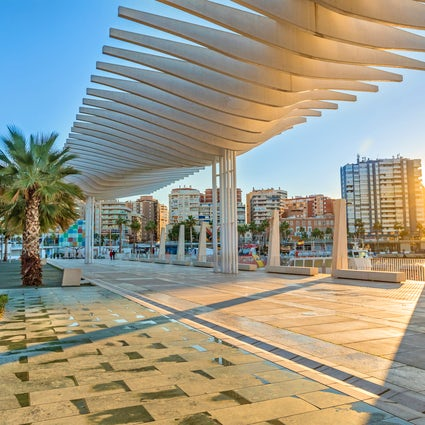 Malaga's Best Chill Out Spots Part 1
