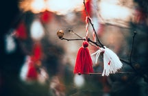 Martisor holiday - spring celebrations in Moldova