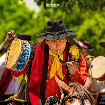 Chapaco Carnaval in Tarija, de stad van de glimlach
