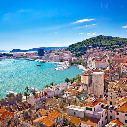 Split - een van de mooiste steden in Kroatië