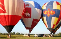 "Participe en el Festival Internacional de Aeronáutica de Kungur ""Sky Fair""."