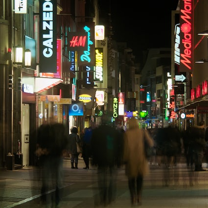The best shopping streets in Cologne