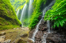 The kingdom of water: Madakaripura Waterfall in East Java