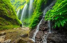 Das Königreich des Wassers: Madakaripura Wasserfall in Ostjava