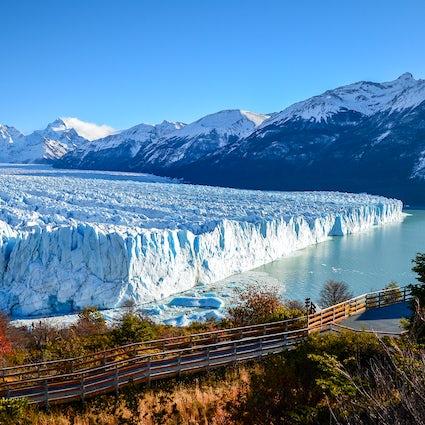 Explore o Parque Nacional Los Glaciares