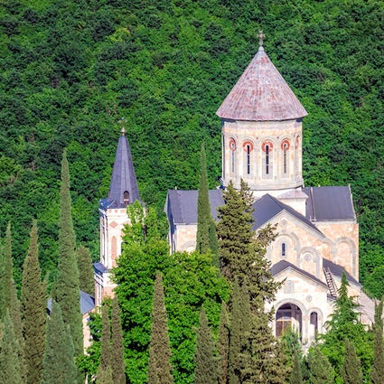 Bodbe Monastery, a sacred, miraculous place
