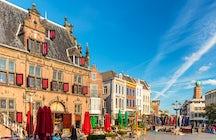 Radboud University Nijmegen; Una breve guía para la vida estudiantil.