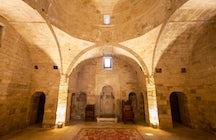 La corona de Icheri Sheher: Palacio de Shirvanshah