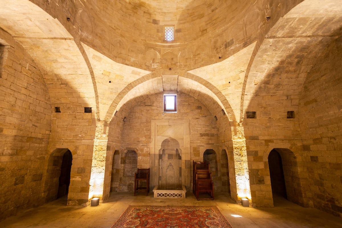 The crown of Icheri Sheher: Shirvanshah's Palace