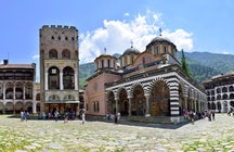 A journey back in time in the Rila Monastery