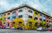 Rome, an open-air street art gallery