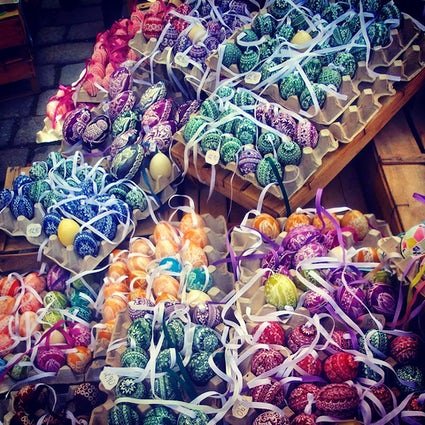 Mercados de Pascua en Viena