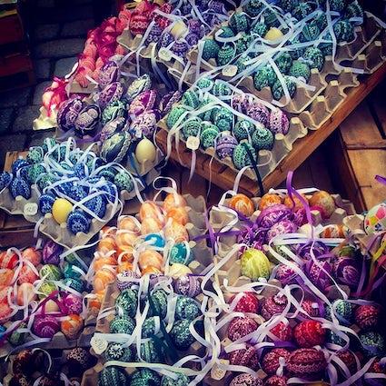Easter Markets in Vienna