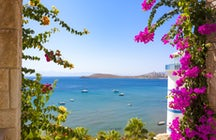One of the Seven Wonders of the Ancient world, Bodrum!