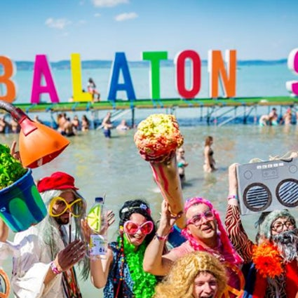 Balaton Sound: music paradise at the biggest lake in Central Europe