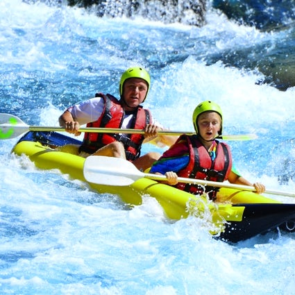 Adventure Sports in Turkey