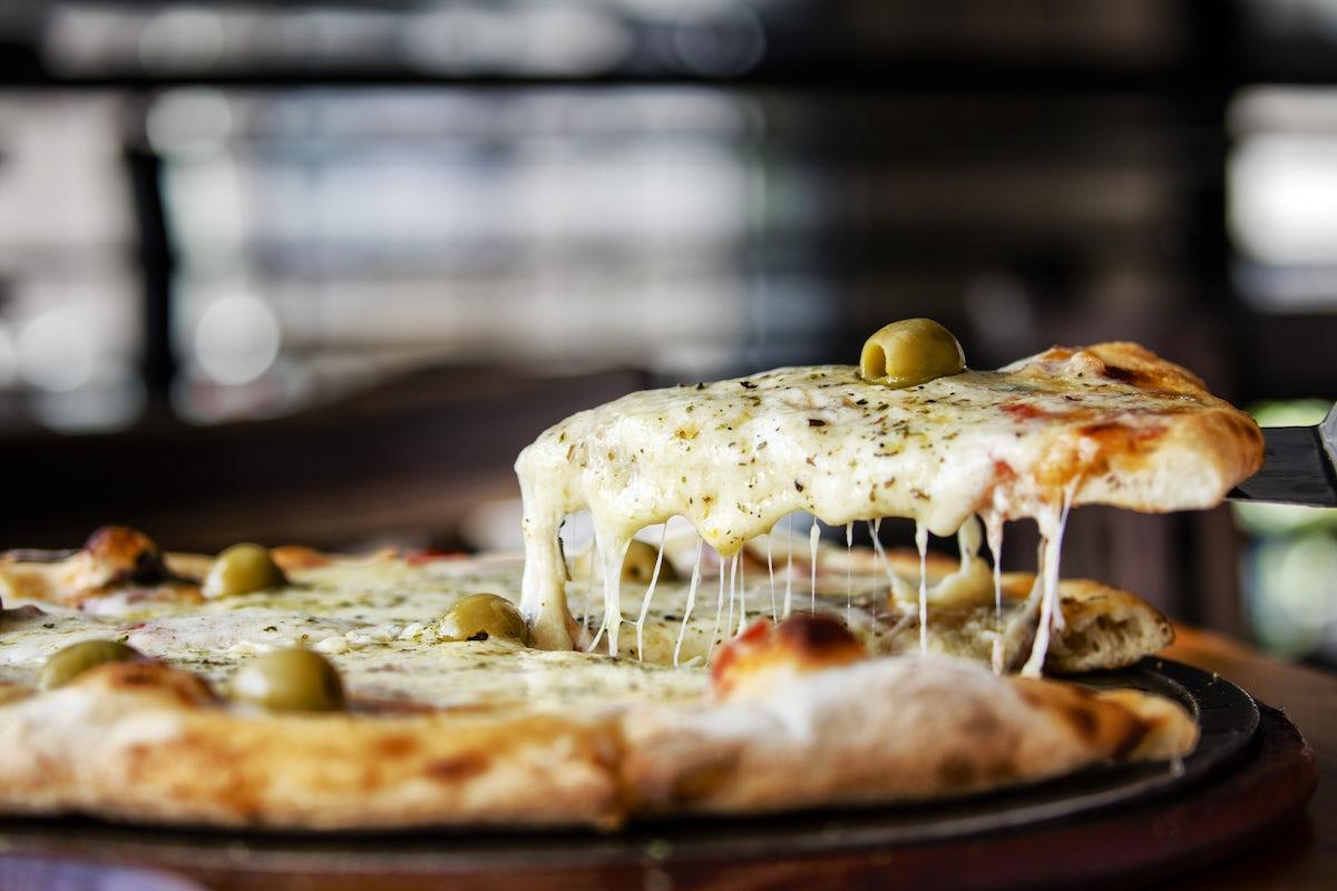 The best pizza in Blagoevgrad, Bulgaria