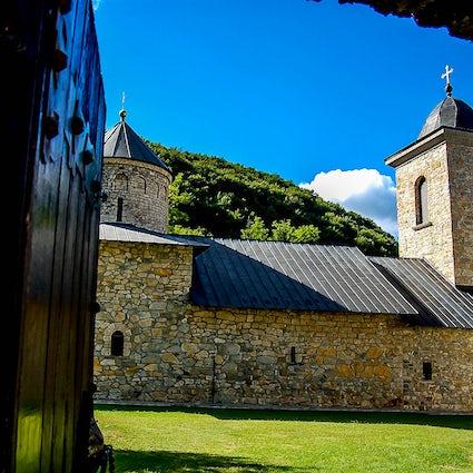 Gomionica Monastery, a Serbian shrine hidden in Zmijanje