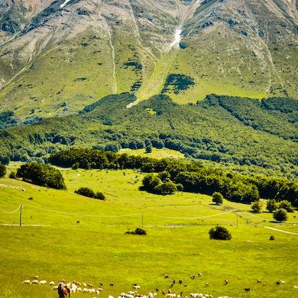 Parque Nacional de Majella en Abruzzo