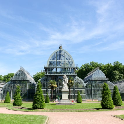 Parchi e giardini a Lione: Tète d'Or