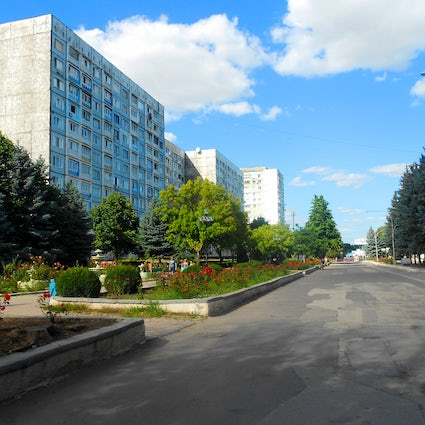 Balti - the northern capital of Moldova