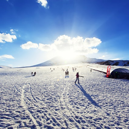 Winter Holiday in Turkey