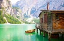 The lakes of Trentino
