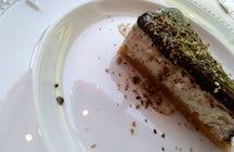 Genießen Sie ein veganes Essen im Shtastlivetsa Restaurant in Stara Zagora.