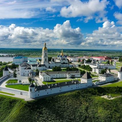 Tobolsk Kremlin - de schoonheid en spirituele kracht van Siberië