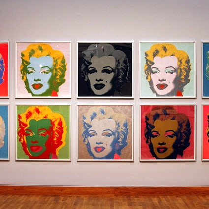 Visit the Museum of Modern Art in Medzilaborce, the birthplace of Andy Warhol