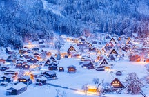 Shirakawa-gō, a village of otherworldly beauty