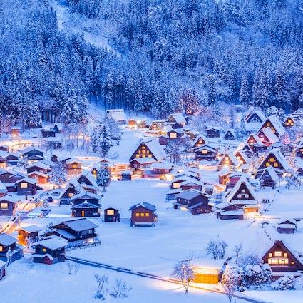 Shirakawa-gō, un village d'une beauté d'un autre monde