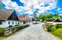 Kumrovec, lieu de naissance de Tito, et village le plus célèbre de Croatie